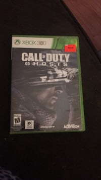 Call of duty ghosts Xbox 360 3120 km