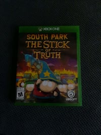 Xbox one south park stick of truth