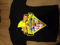 black and yellow crew-neck shirt Oil City, 16301