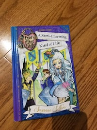 Ever After High - A  Semi-Charming Kind of Life   Toronto, M5J 3B1