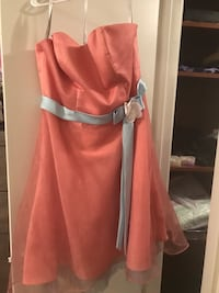 Alfred Angelo dress. Excellent condition worn once. Size 18. Not altered