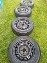 205/60/16 Rims are good Tires need replacing  Toronto, M1J 1A8