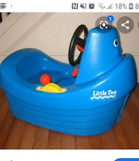 Looking for Little Tikes Tugboat  Mount Albert, L0G 1M0