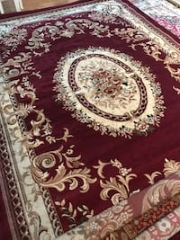 Brand new Traditional Rug size 8x11 nice red carpet Persian style rugs
