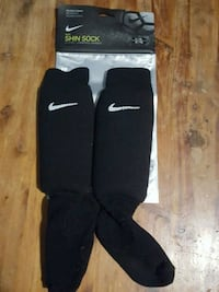 Youth soccer socks with built in shin guard's.  Mitchellville, 50169