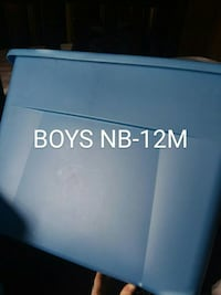 TOTE OF NB-12M BOYS Noblesville