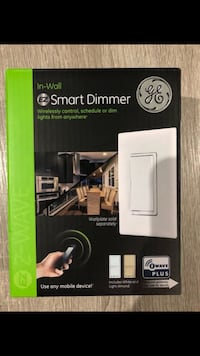 GE Z-Wave Smart Dimmer Falls Church, 22046