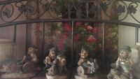 4 decorative collectible figurines Clarksville, 37042