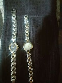 2 womans fossil watches Essexville, 48732