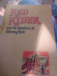 Tow. RED RYDER. Book.s Hillsborough, 27278