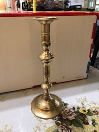 Brass candle holder $20 Los Angeles, 90020