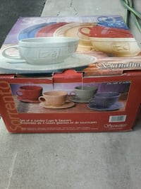 cup and plate set Lincoln, L0R 1B7