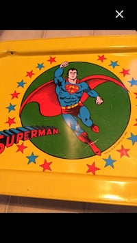 2-1976 Superman Tv Dinner Trays Vaughan, L4K 1L6