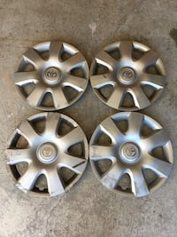 15 inch Toyota hubcaps Quakertown, 18951