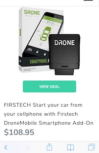 Drone remote car starter   Washington, 20020