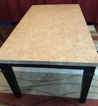 Large Stone Dining Table