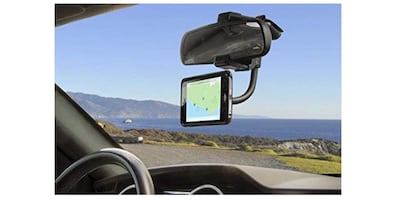 Scosche Rear View  Magnetic Mirror Mount