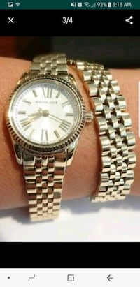 Mk double wrap watch  San Antonio, 78257