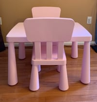 Children's Table & Chair Set Bowie