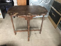 Small antique table.  MAKE OFFER  Seven Hills, 44131