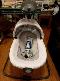 Brand New Graco Oasis Swing Moselle, 39459