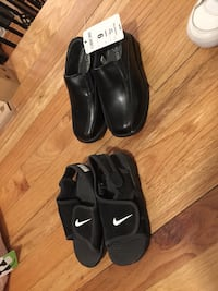 pair of black Nike basketball shoes Châteauguay, J6J 5S8