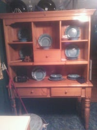 brown wooden hutch   Carencro, 70520