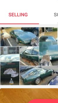 green classic sports coupe 25 km