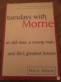 Tuesday with Morrie Markham