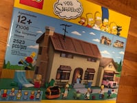 LEGO The Simpsons House Glenview, 60025