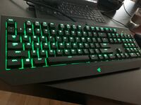 Razer BlackWidow Ultimate Edition mechanical keyboard (negotiable) Oakville, L6H 2P1