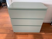 Ikea chest drawer  Vancouver, V6A 1X4