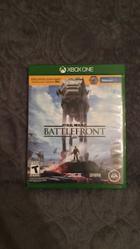 Xbox One Star Wars Battlefront 2183 km