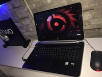 Hp Metal İ7 Ultra Pro GeForce Gamer&Ofıcce Notebook Laptop Dizüstü Bilgisayar 8826 km