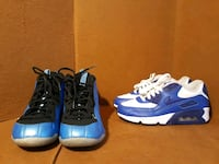 Size 3 youth 2pair shoe San Francisco, 94114