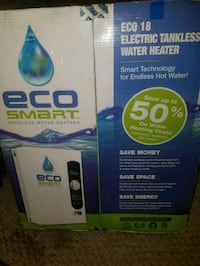 Tankless water heater  Snellville