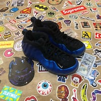 "Foamposite ""Royal"" (Size 7.5) Montgomery Village, 20886"