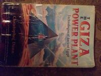The Giza Power Plant book