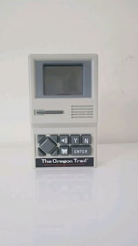 Oregon Trail *CLASSIC* handheld video gaming device  Monmouth County, 07722
