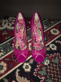 Betsey Johnson heels and suede wedges New Berlin, 53151