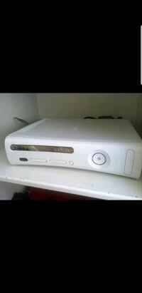 white Xbox 360 game console Rockwall