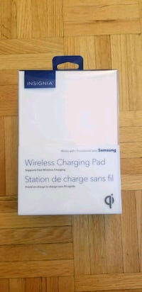 Wireless Charging Pad Toronto, M4E 2N8