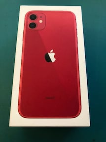 IPHONE 11 RED 64GB