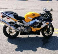 2001 CBR 929 motorcycle  Whitby