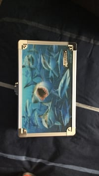 shark painted briefcase Silver Spring, 20906