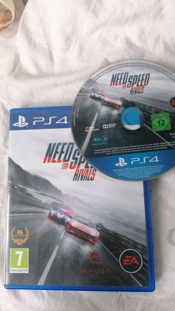 Ps4, Need for speed Rivals 17fda93e-6232-42f3-b52a-6d36d4a29808
