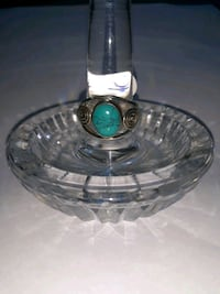 Oval Turquoise ring  Denton, 76208