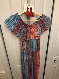 Floral Maxi Dress Occoquan, 22192
