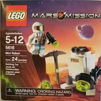 Lego Mission to Mars Set 5616 Leland, 28451