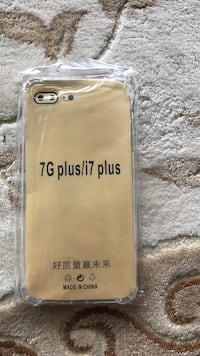 Iphone 7 plus soft cover